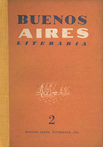 AméricaLee - Buenos Aires Literaria 2