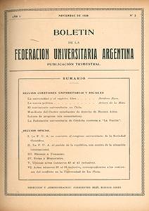 AméricaLee - Boletín de la Federación Universitaria Argentina 2