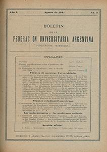 AméricaLee - Boletín de la Federación Universitaria Argentina 3