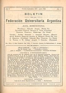 AméricaLee - Boletín de la Federación Universitaria Argentina 4