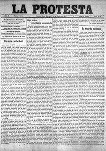 Américalee - La protesta 2138