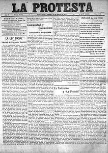 Américalee - La protesta 2140
