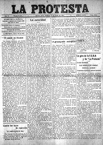 Américalee - La protesta 2142