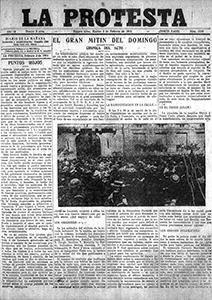 Américalee - La protesta 2155