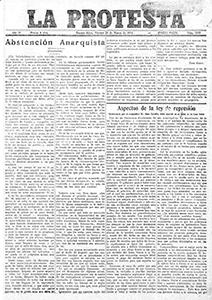 Américalee - La Protesta 2193