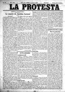 Américalee - La protesta 2432