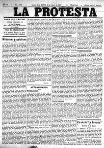 Américalee - La protesta 2464