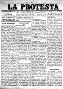 Américalee - La protesta 2465