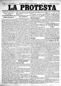 Américalee - La protesta 2479