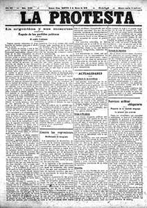 Américalee - La protesta 2482