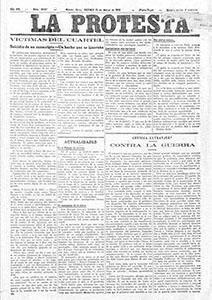 Américalee - La protesta 2497