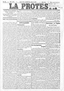 Américalee - La protesta 2498