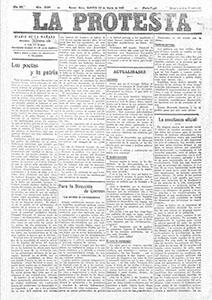 Américalee - La protesta 2500