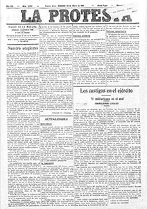 Américalee - La protesta 2505