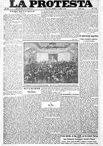 Américalee - La protesta 2512