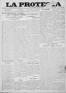 Américalee - La protesta 2518