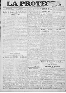 Américalee - La protesta 2519