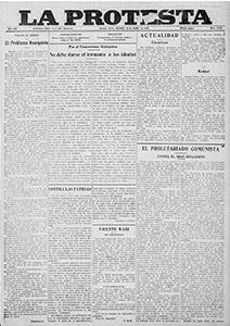 Américalee - La protesta 2522