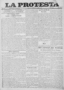 Américalee - La protesta 2535