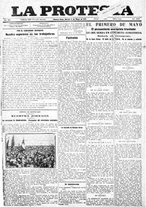 Américalee - La protesta 2537