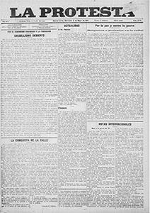 Américalee - La protesta 2538