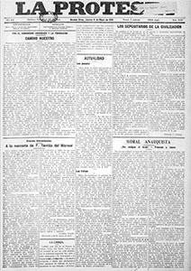 Américalee - La protesta 2539