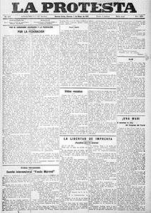 Américalee - La protesta 2540