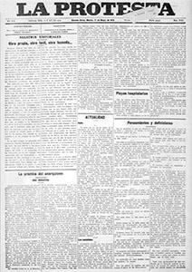 Américalee - La protesta 2543