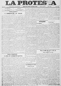 Américalee - La protesta 2548