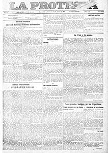 Américalee - La protesta 2568