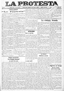 Américalee - La protesta 2572