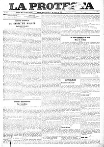 Américalee - La protesta 2575