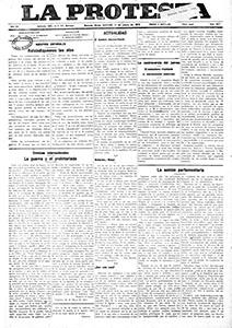 Américalee - La protesta 2577