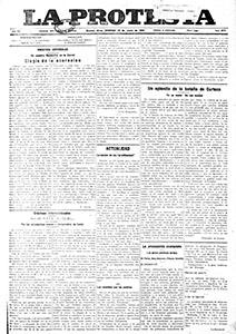 Américalee - La protesta 2578