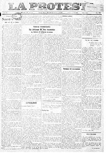 Américalee - La protesta 2589