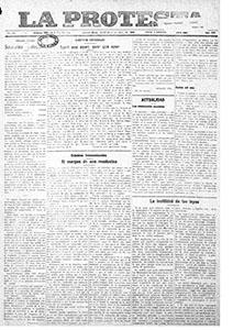 Américalee - La protesta 2591