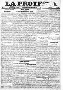 Américalee - La protesta 2593