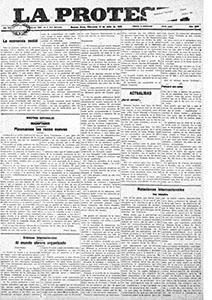 Américalee - La protesta 2598
