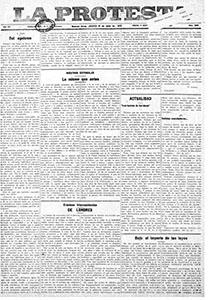 Américalee - La protesta 2599