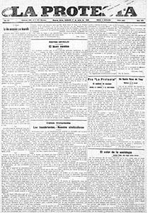 Américalee - La protesta 2601