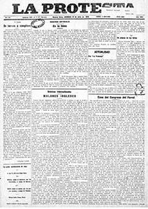 Américalee - La protesta 2602