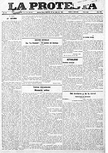 Américalee - La protesta 2603