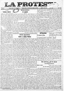 Américalee - La protesta 2605