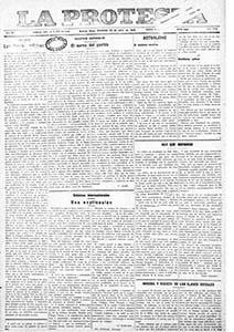 Américalee - La protesta 2608