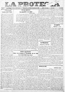 Américalee - La protesta 2609