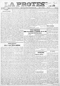 Américalee - La protesta 2610