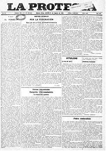 Américalee - La protesta 2617
