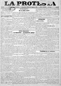 Américalee - La protesta 2629