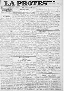 Américalee - La protesta 2642