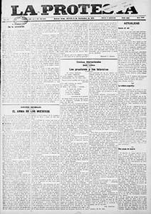Américalee - La protesta 2647